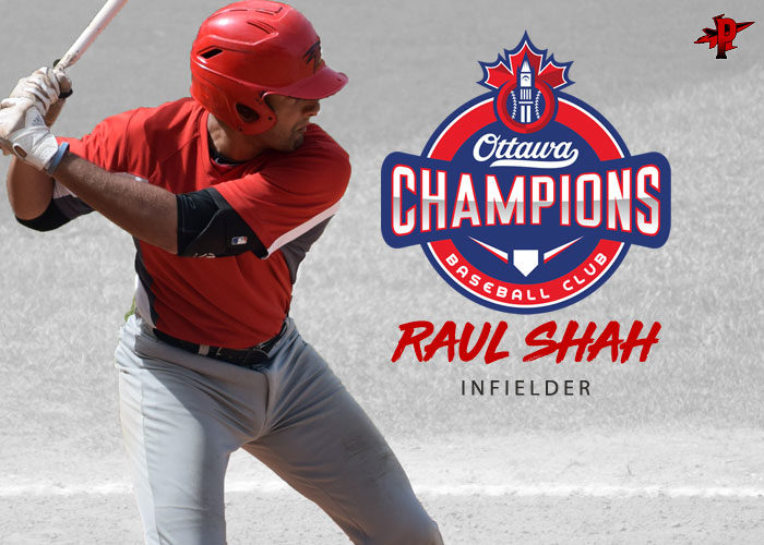 RAUL SHAH GETS A SHOT AT THE CANAM LEAGUE WITH OTTAWA